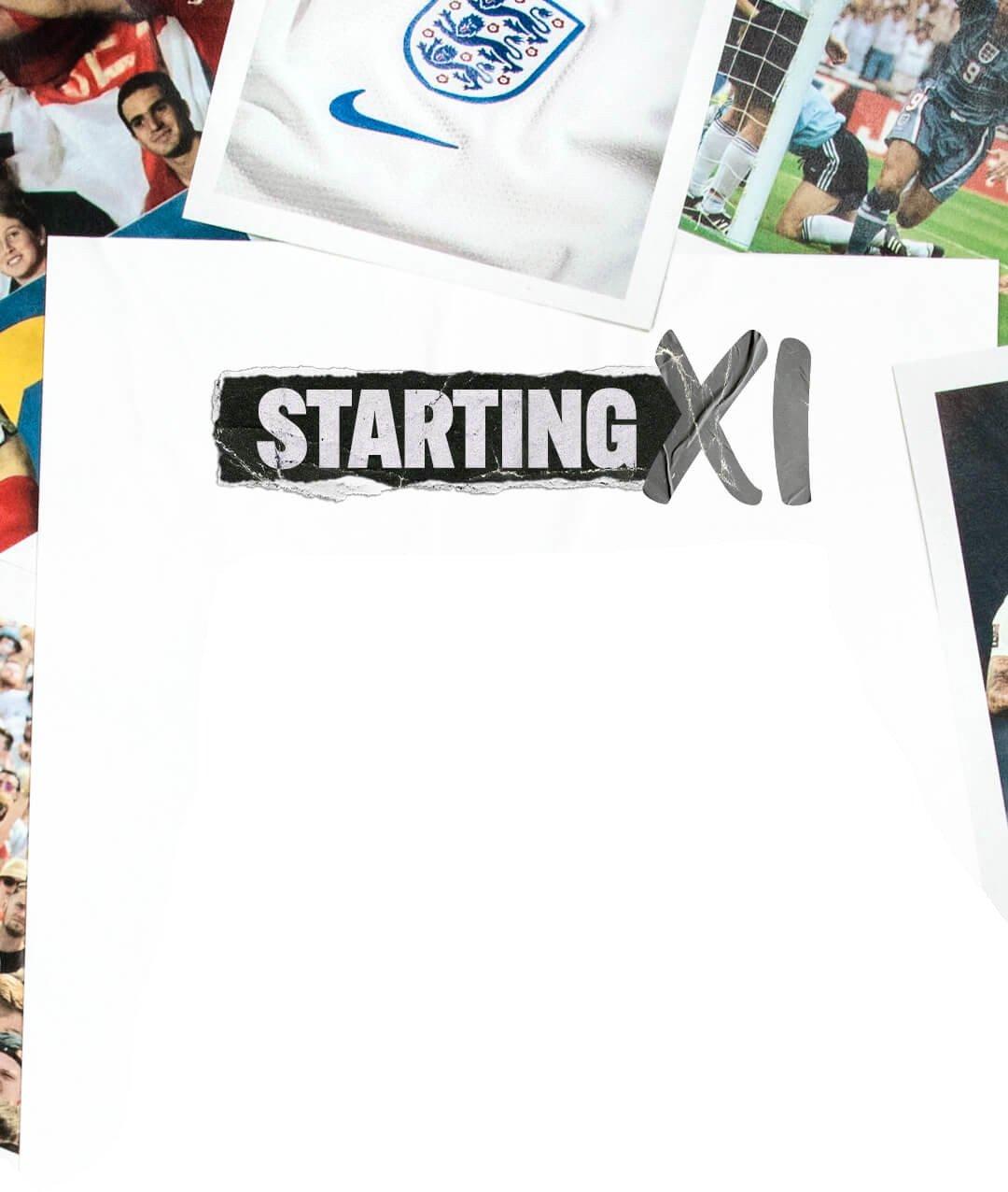 The Stating XI header