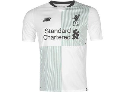 Liverpool 17/18 Away S/S Football Shirt
