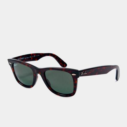 Ray-Ban 2140 902/58 50 Wayfarer Polarised Sunglasses
