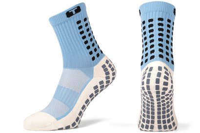 Mid Calf Cushion Crew Socks