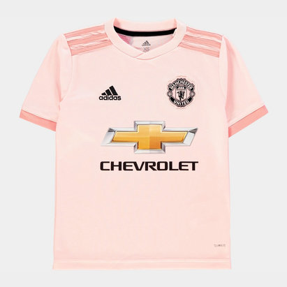 Manchester United Away Shirt 2018 2019 Junior