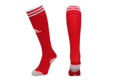 Adisock 12 3 Stripe Uni Red/White