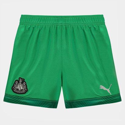Newcastle United Home Goalkeeper Shorts 2019 2020 Junior