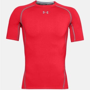HeatGear Armour Compression S/S T-Shirt