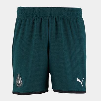 Newcastle United Away Shorts 2019 2020 Junior