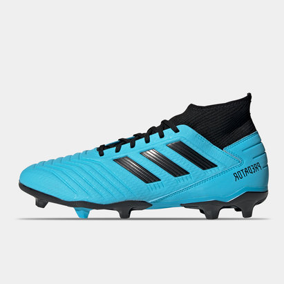 Predator 19.3 Junior FG Football Boots Boys