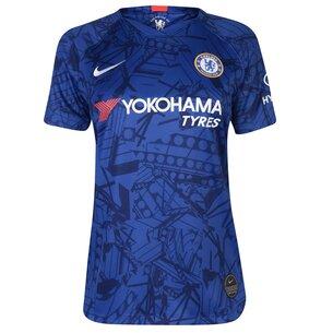 Chelsea 19/20 Home Replica Ladies Football Shirt