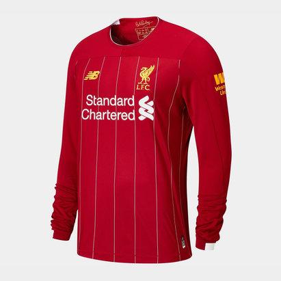 Liverpool 19/20 Home L/S Football Shirt