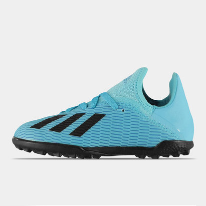 X 19.3 Childrens Astro Turf Trainers