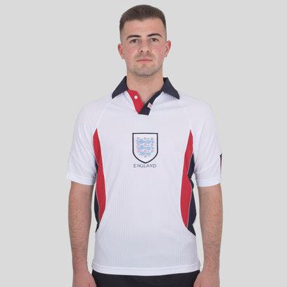 England 1998 World Cup Finals Retro Football Shirt