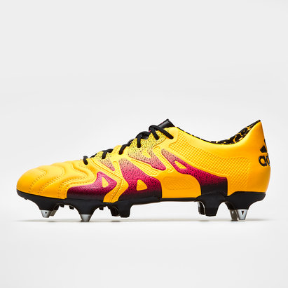 X 15.1 SG Leather Football Boots