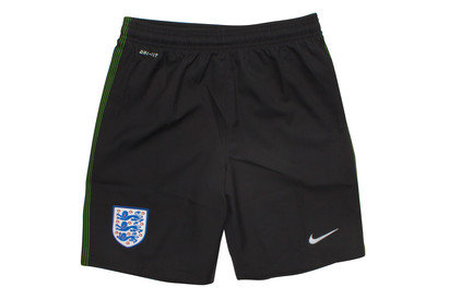 England 2016 Kids Goalkeeper Stadium Football Shorts