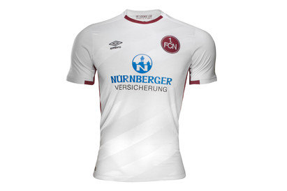 FC Nurnberg 16/17 Away S/S Football Shirt