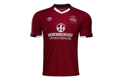 FC Nurnberg 16/17 Home S/S Football Shirt