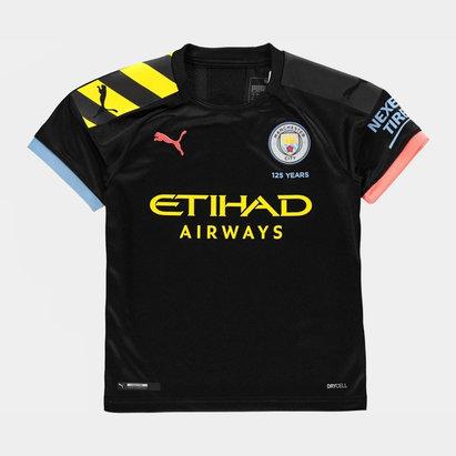 Manchester City Away Shirt 2019 2020 Junior