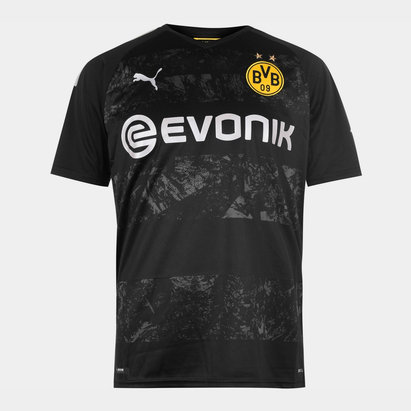 Borussia Dortmund 19/20 Away S/S Football Shirt