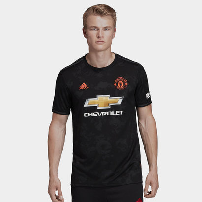 Manchester United 19/20 3rd S/S Football Shirt