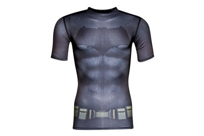 Batman Transform Yourself Compression S/S T-Shirt