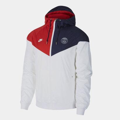 Paris Saint Germain Windrunner Jacket Mens