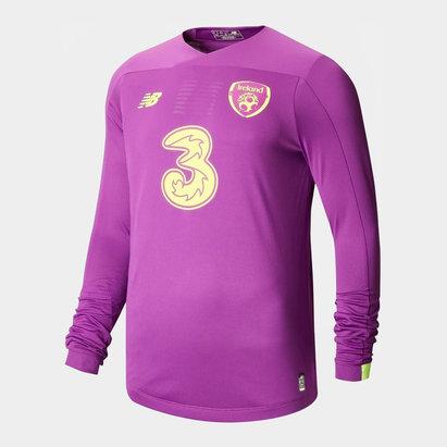 Ireland Home Goalkeeper Shirt 2020
