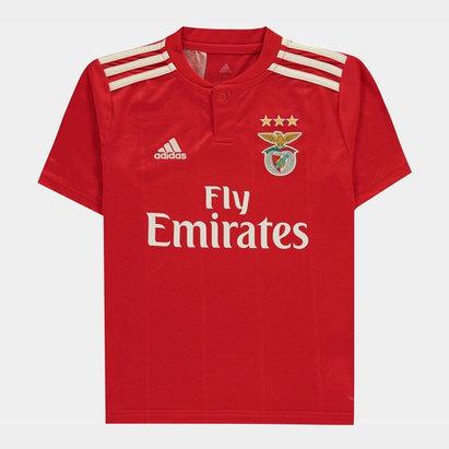 Benfica Replica Shirt Boys
