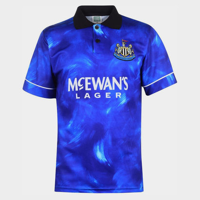 Newcastle United 1995 3rd Jersey