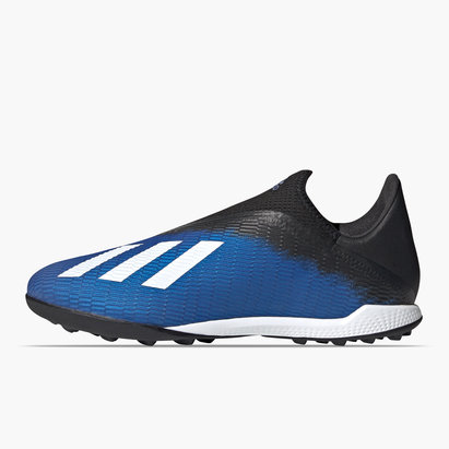 X 19.3 Mens Laceless Astro Turf Trainers
