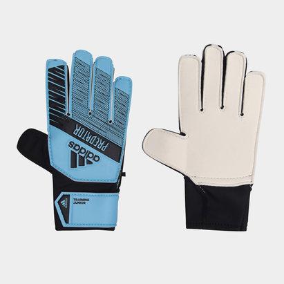 Predator Training Predator Training Finger Save Goalkeeper Gloves Juniors