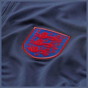 England 2020 Strike Football Drill Top