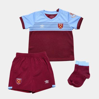 West Ham United 19/20 Home Baby Football Kit