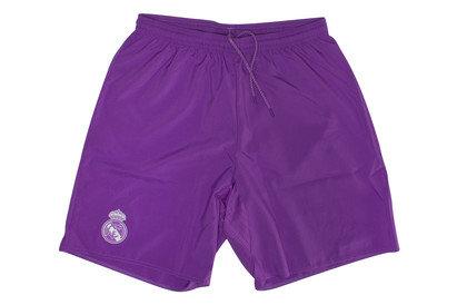 Real Madrid 16/17 Away Replica Football Shorts