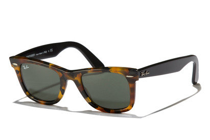Ray-Ban 2140 Wayfarer Fleck Sunglasses