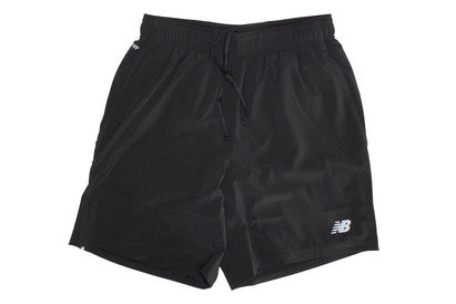 NB 7 2 in 1 Performance Woven Training Shorts