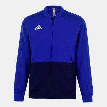 Pre Match Jacket Mens