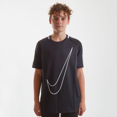 Dry Academy Graphic Kids S/S Training T-Shirt