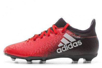 X 16.3 FG Kids Football Boots
