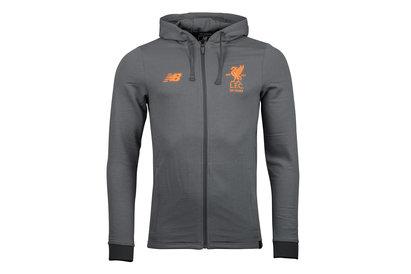 Liverpool travel jacket black