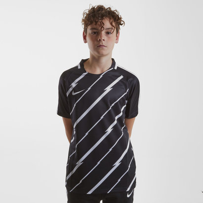 Dry Kids S/S Football Training Top