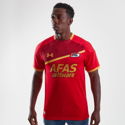 AZ Alkmaar 17/18 Home S/S Football Shirt