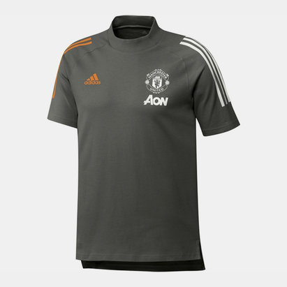 Manchester United T Shirt 20/21 Mens