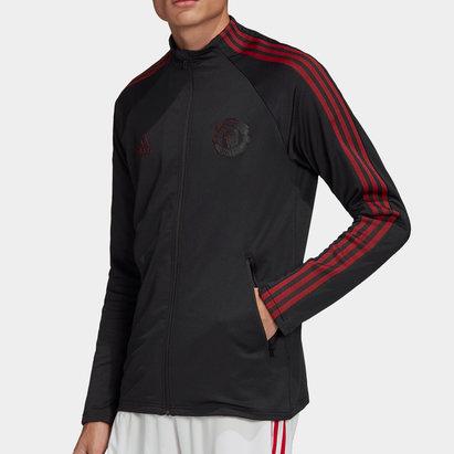 Manchester United Anthem Jacket 20/21 Mens