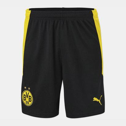 Borussia Dortmund Home Shorts 20/21 Kids
