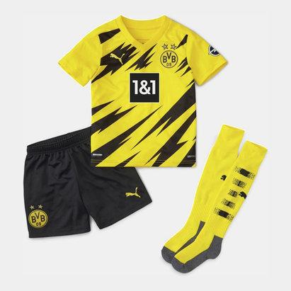Borussia Dortmund Home Mini kit 20/21
