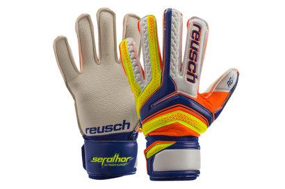 Serathor RG Finger Support Goalkeeper Gloves