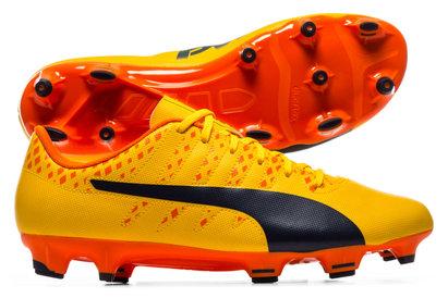 evoPOWER Vigor 4 FG Football Boots