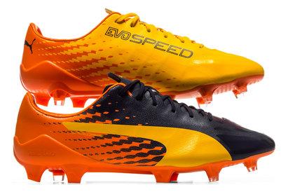 evoSPEED 17 SL-S FG Football Boots