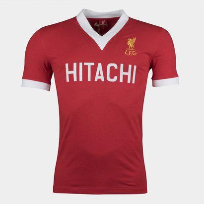 Liverpool 1978 Home S/S Retro Football Shirt