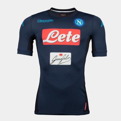Napoli 17/18 3rd S/S Players Match Football Shirt
