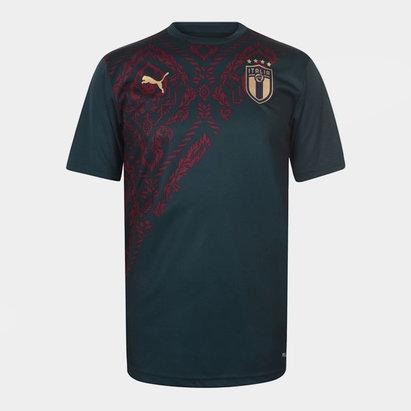 Italy Stadium T Shirt Mens