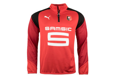 Stade Rennais 17/18 Players Football Training Top